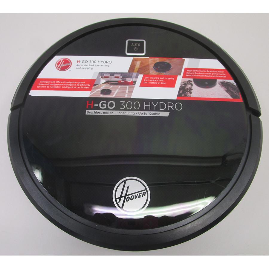 Hoover HGO320H - Vue de dessus