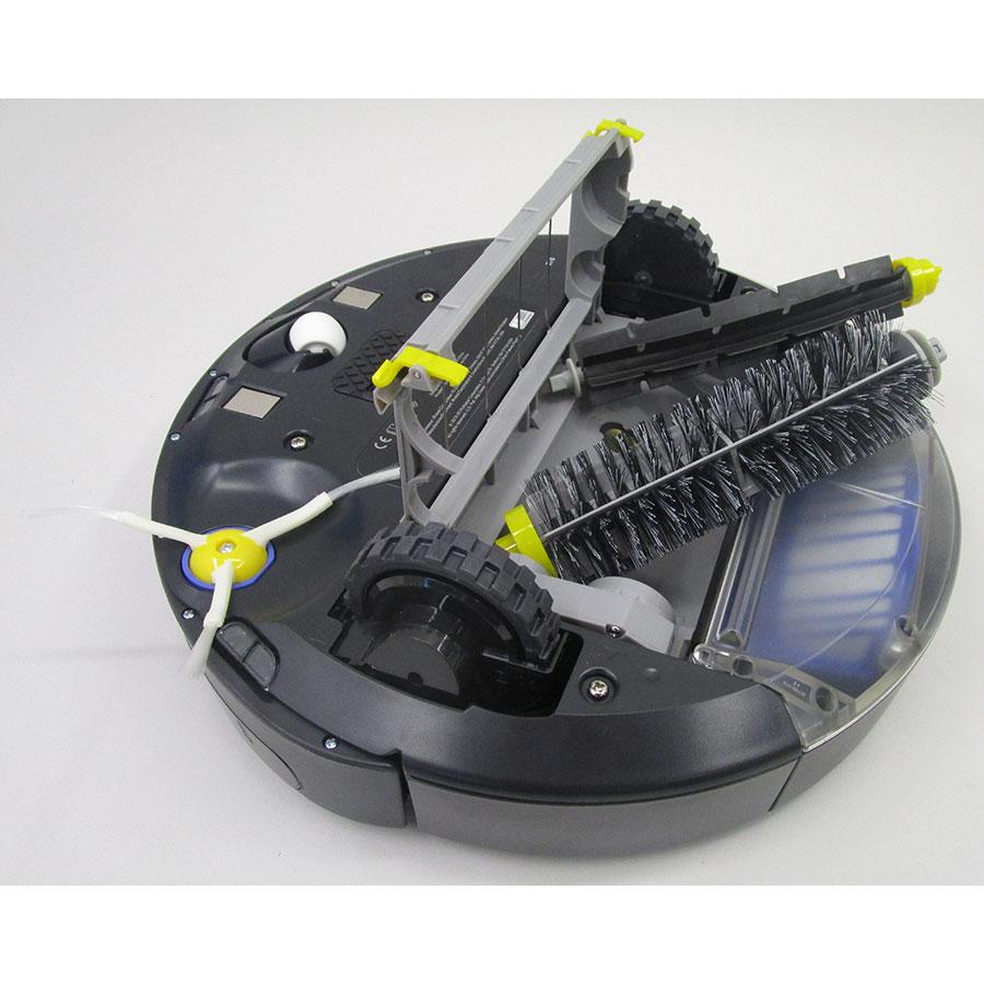 iRobot Roomba 676 - Brosses principale et latérales