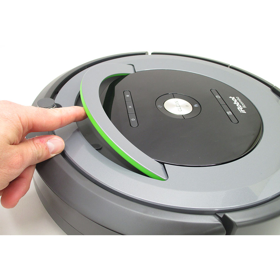 iRobot Roomba 681 - Poignée de transport