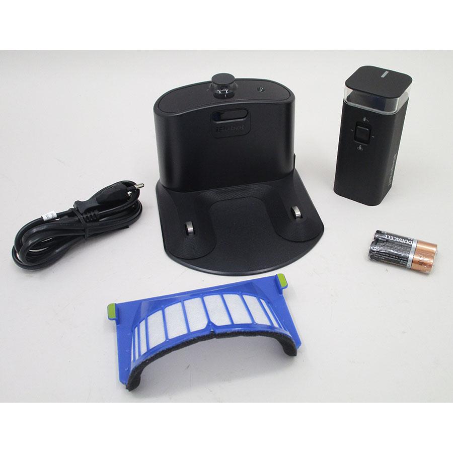 iRobot Roomba 681 - Accessoires fournis de série