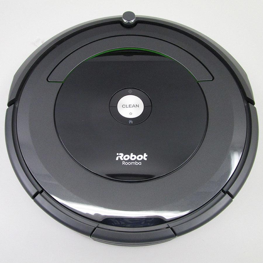 iRobot Roomba 696 - Vue de dessus