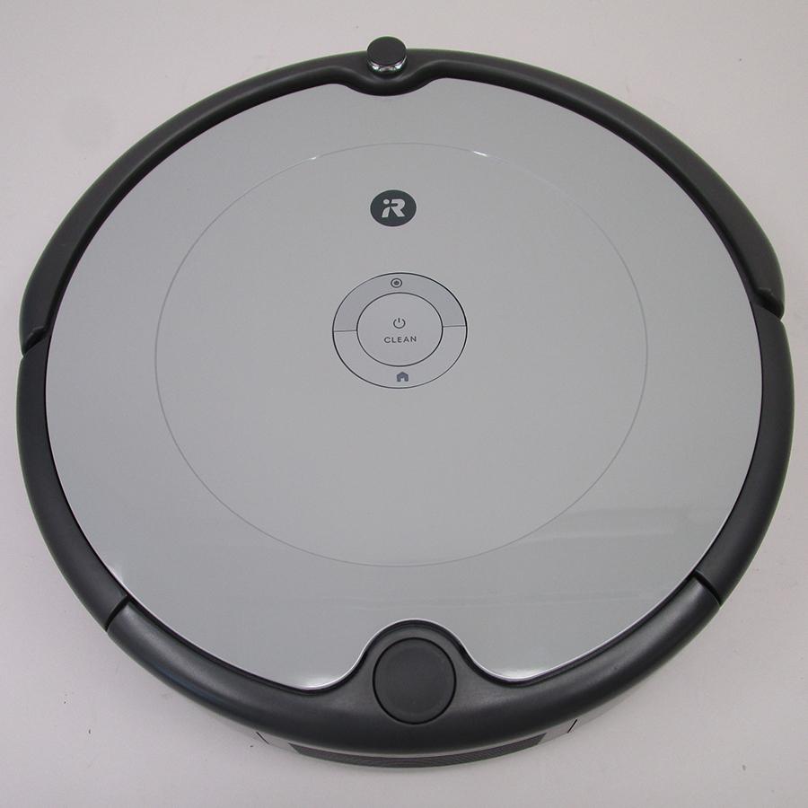 iRobot Roomba 698 - Vue de dessus