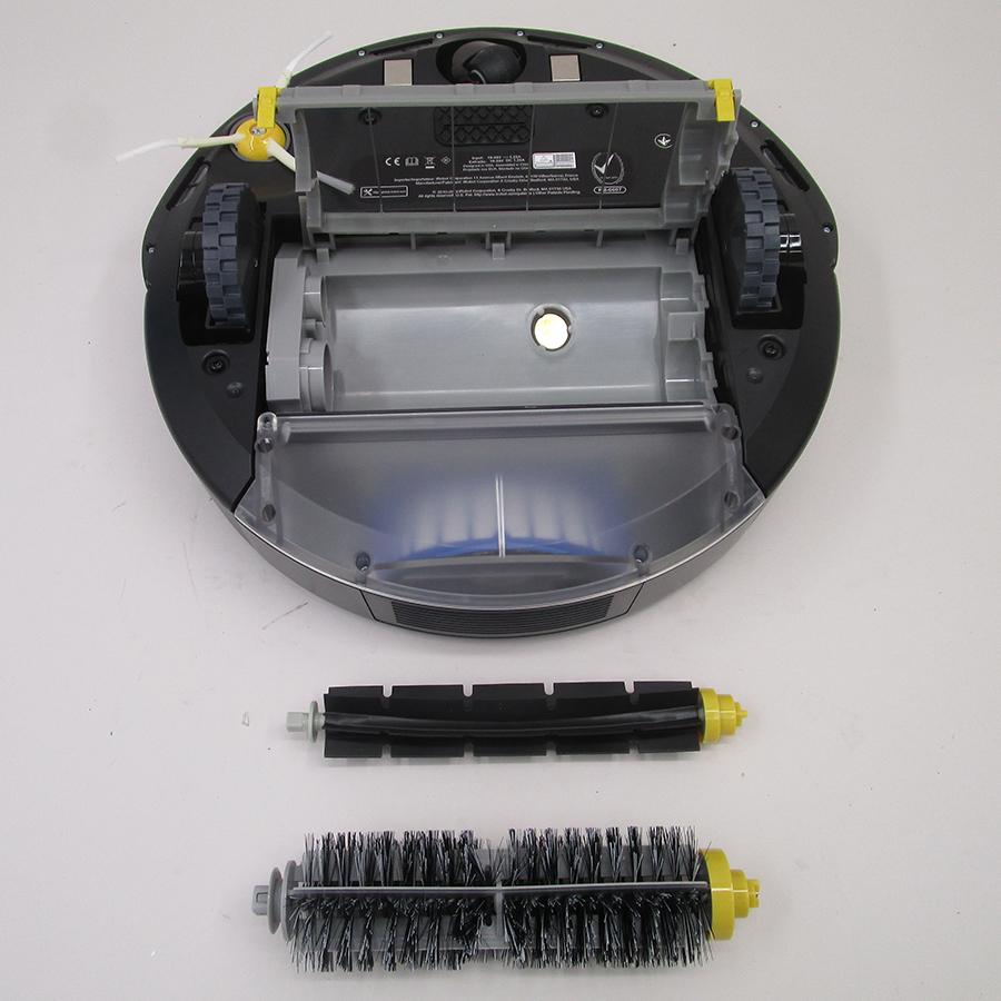 iRobot Roomba 698 - Brosses retirées