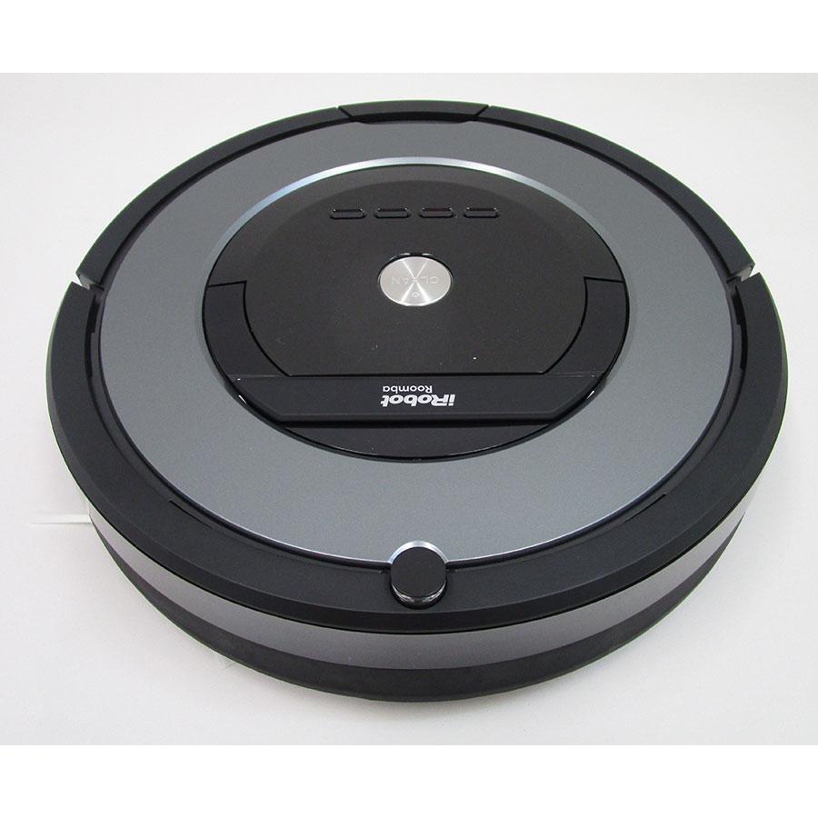 iRobot Roomba 866 - Vue de face