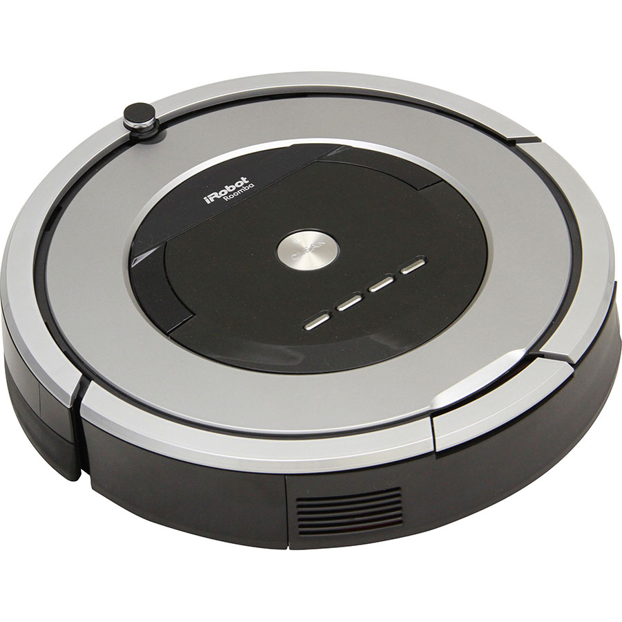 iRobot Roomba 886 - Vue principale