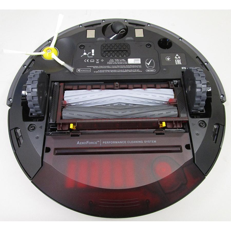 iRobot Roomba 976 - Vue de dessous