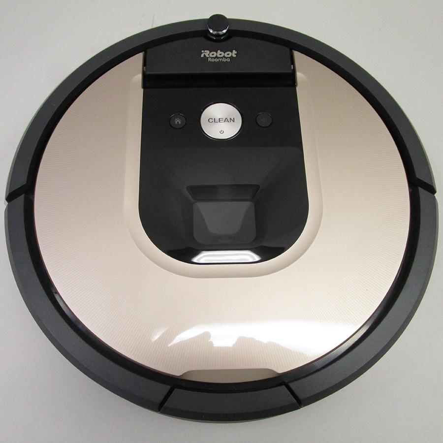 iRobot Roomba 976 - Vue de dessus