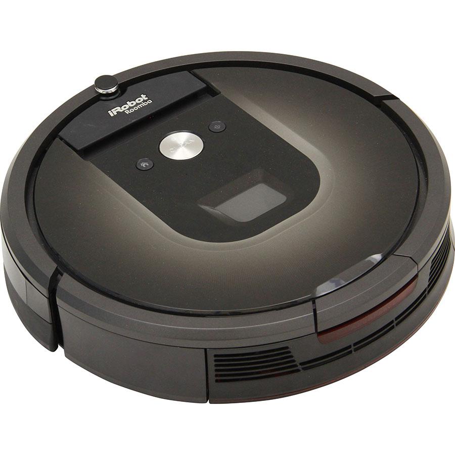 test irobot roomba 980 aspirateur robot ufc que choisir. Black Bedroom Furniture Sets. Home Design Ideas