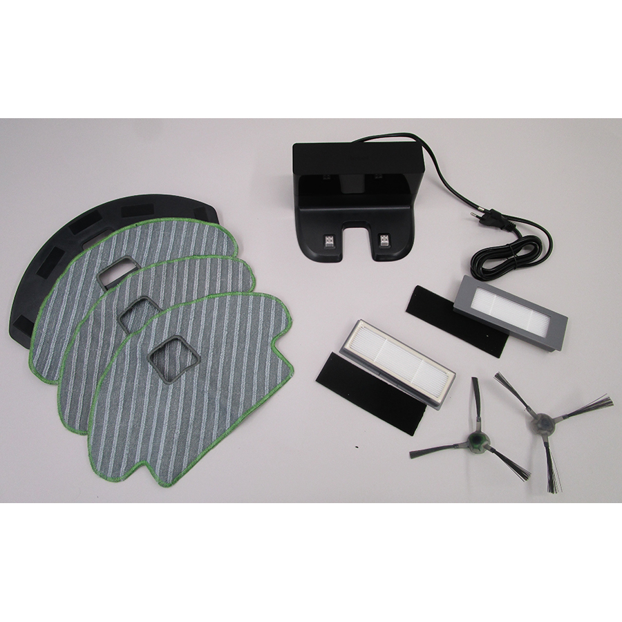 iRobot Roomba Combo R1138 - Accessoires fournis de série