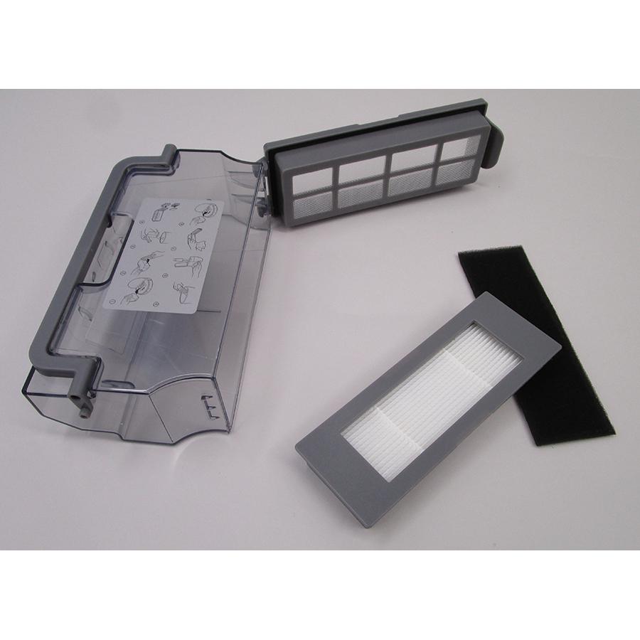 iRobot Roomba Combo R1138 - Bac à poussière et son filtre