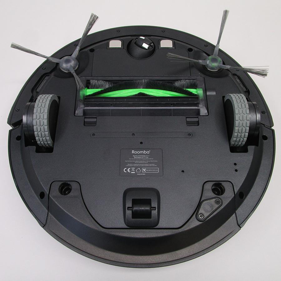 iRobot Roomba Combo R1138 - Vue de dessous