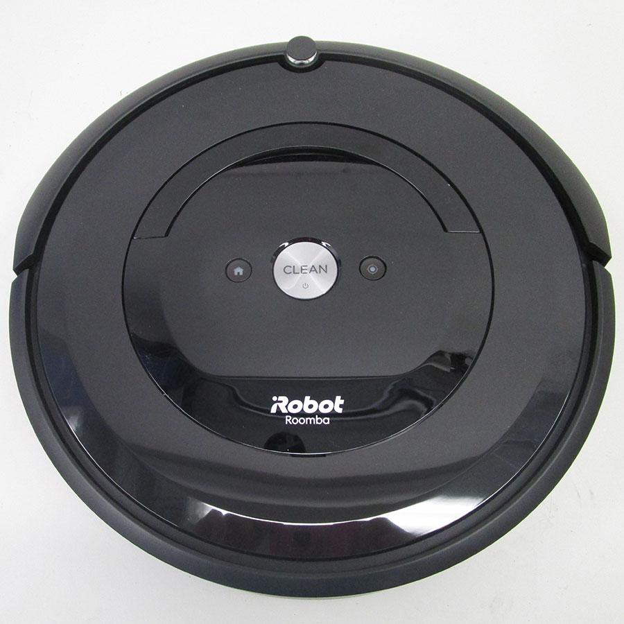 iRobot Roomba e5158 - Vue de dessus