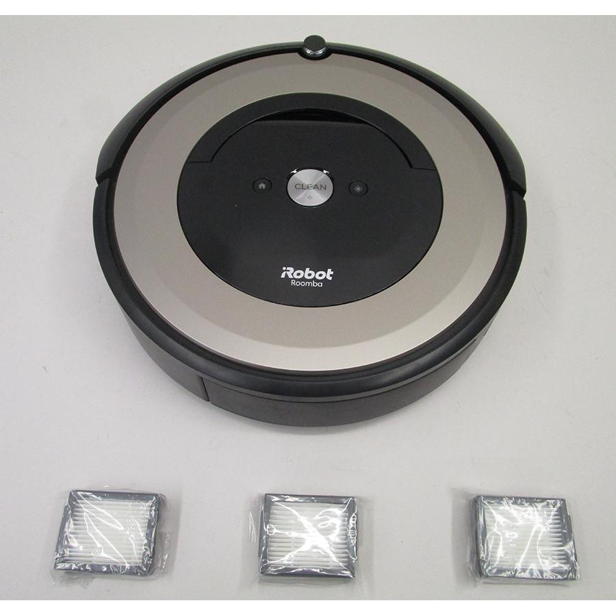 iRobot Roomba e6198 - Accessoires fournis de série