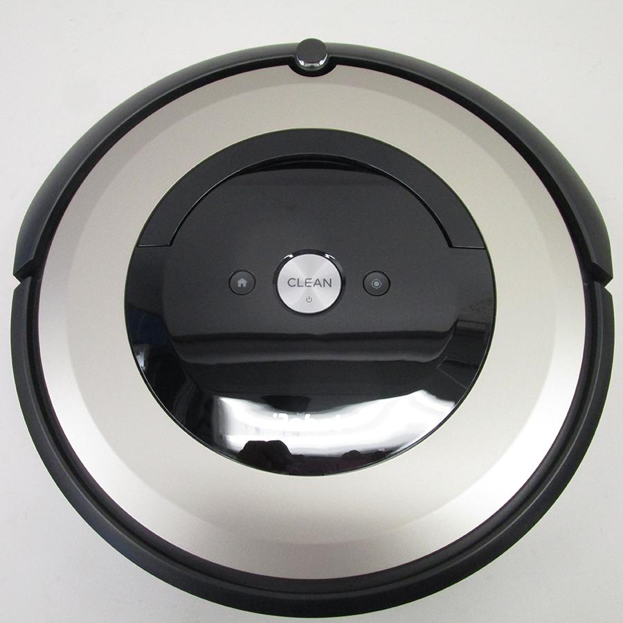 iRobot Roomba e6198 - Vue de dessus