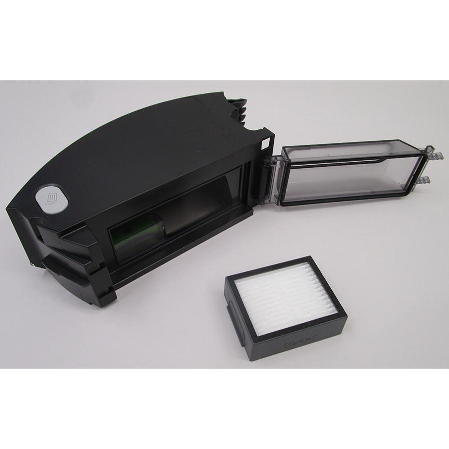 iRobot Roomba i3+ i3558 - Bac à poussière et son filtre