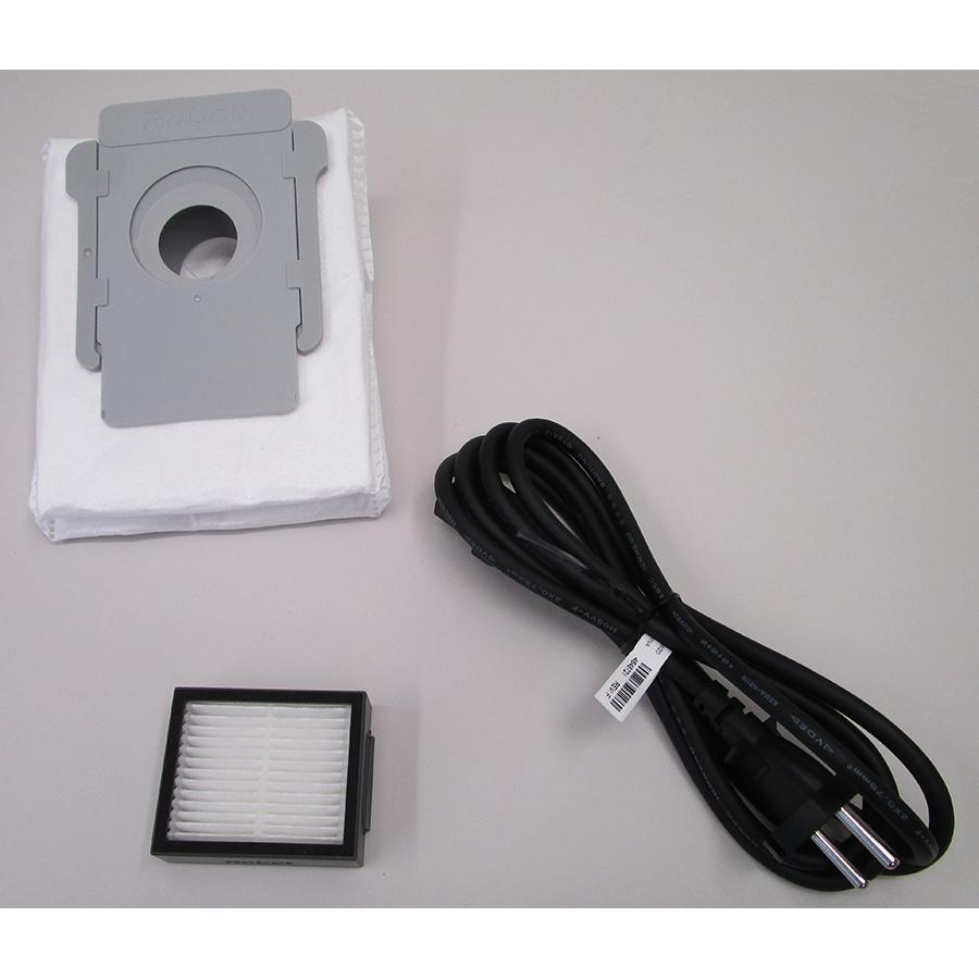 iRobot Roomba i3+ i3558 - Accessoires fournis de série