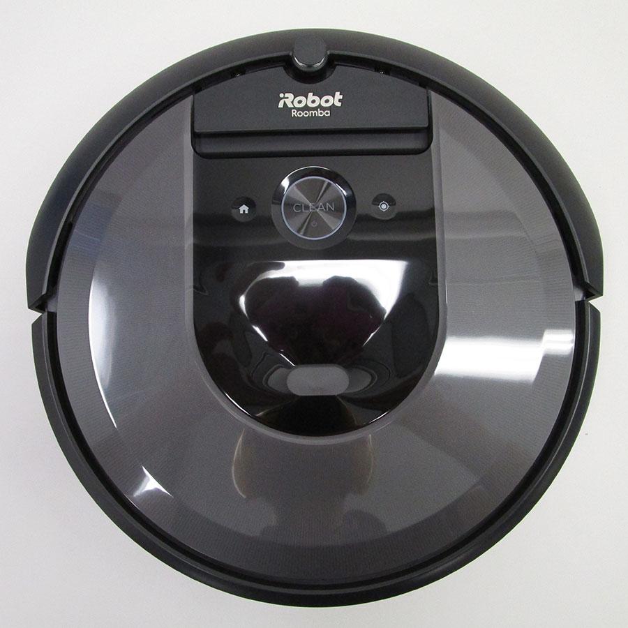 iRobot Roomba i7 i7158 - Vue de dessus