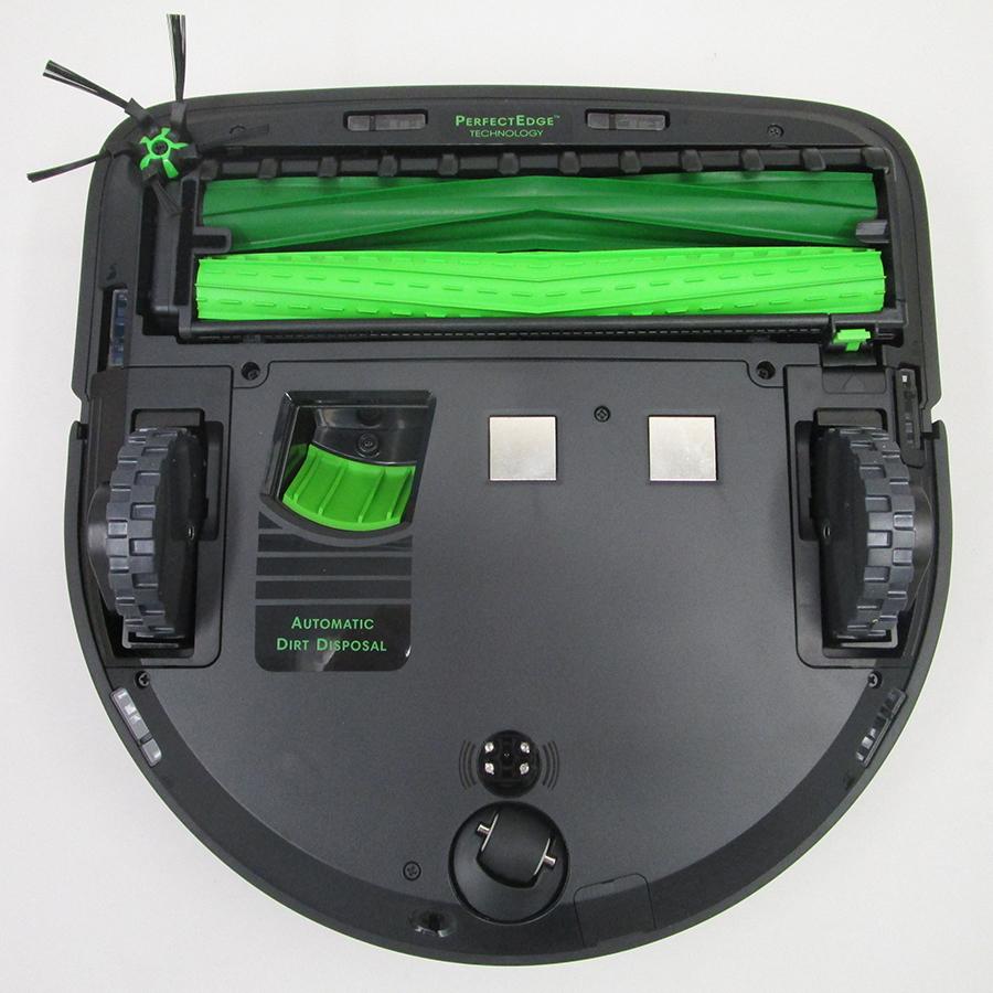 iRobot Roomba s9+ - Vue de dessous