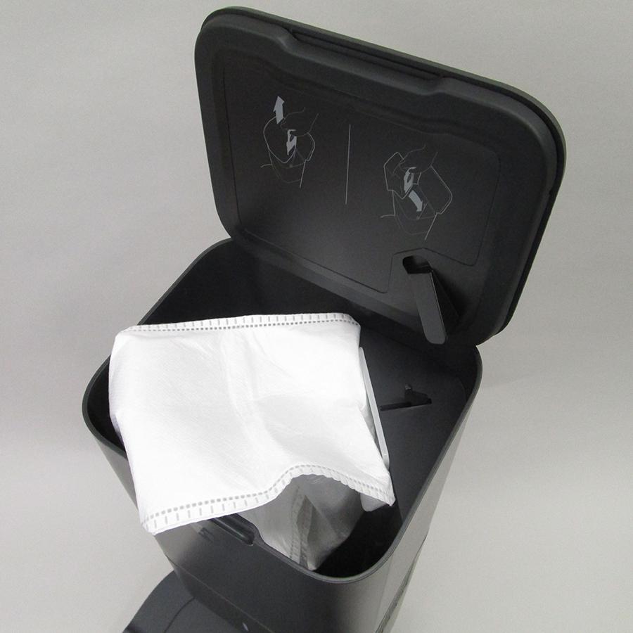 iRobot Roomba s9+ - Rangement des sacs à poussière