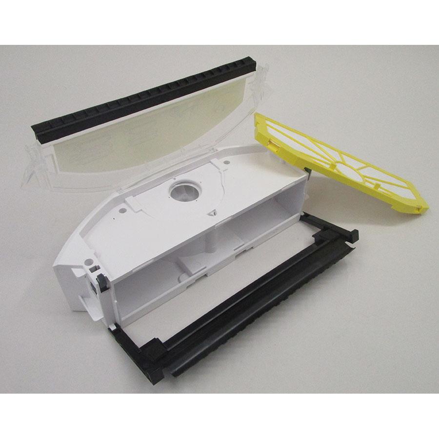 Karcher RC3 Premium - Bac à poussière et son filtre