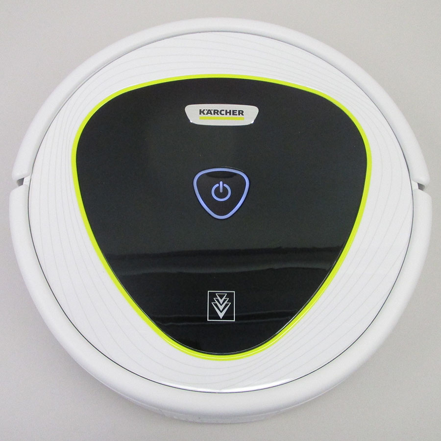 Karcher RC3 Premium - Vue de dessus