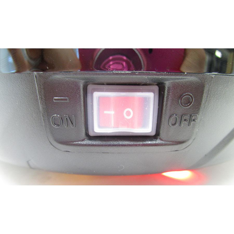 LG VR8600RR Home-Bot Turbo - Interrupteur marche/arrêt