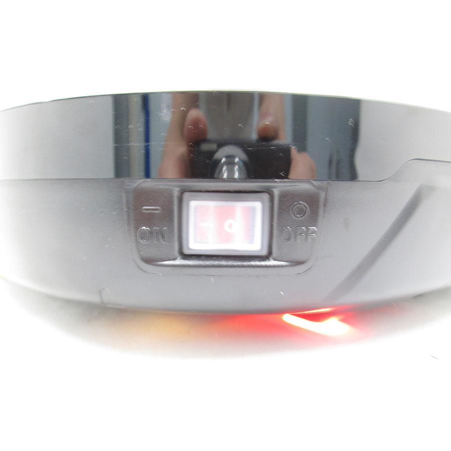 LG VR9647PS Home-Bot Turbo+ Homeguard - Interrupteur marche/arrêt