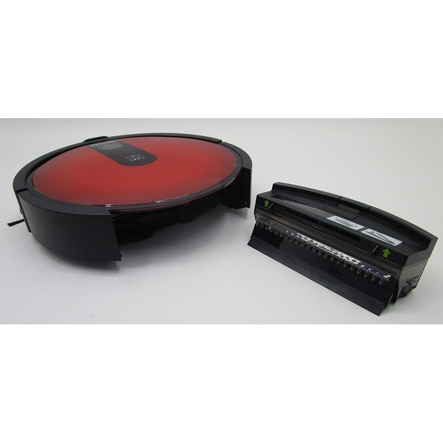 Miele Scout RX1 Red SJQL0 - Réservoir à poussière accessible par l'arrière