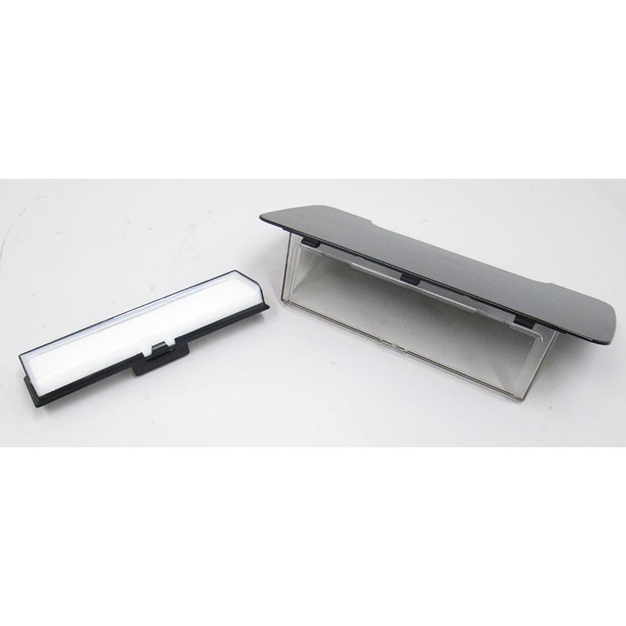 Neato Botvac Connected - Bac à poussière et son filtre