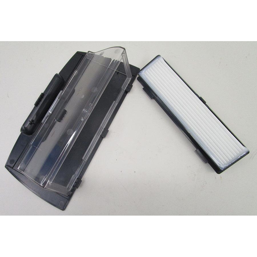 Neato Botvac D6 Connected(*7*) - Bac à poussière et son filtre
