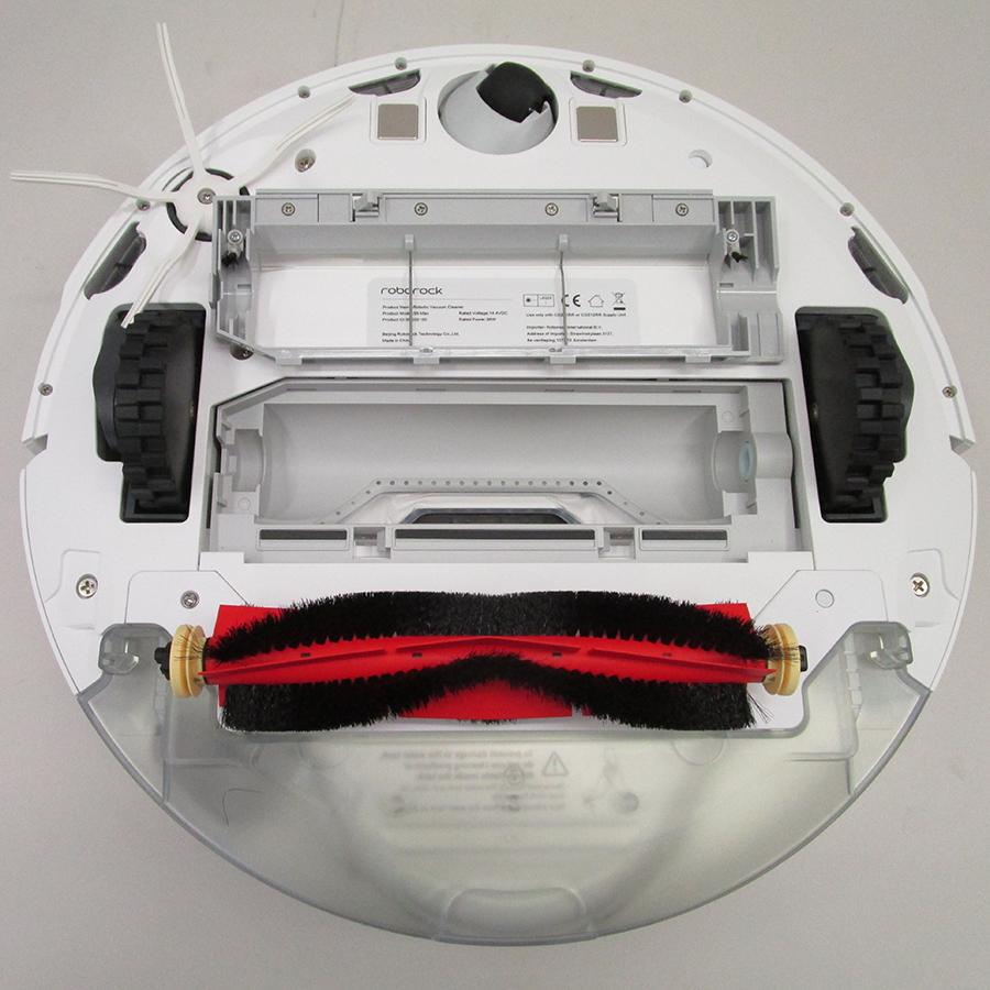Roborock S5 Max - Accès à la brosse principale