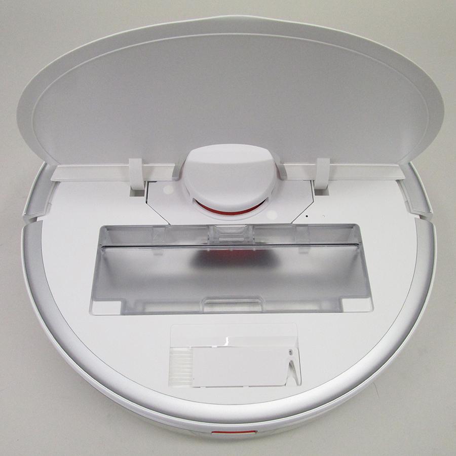 Roborock S5 Max - Réservoir à poussière accessible par le haut