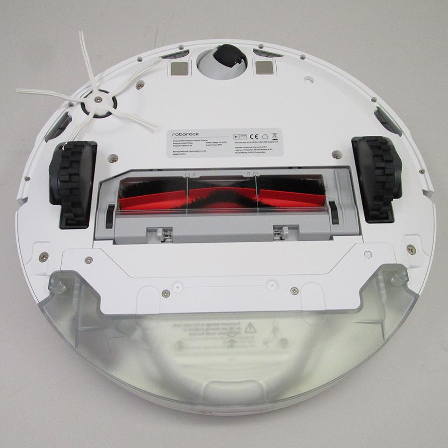 Roborock S5 Max - Vue de dessous