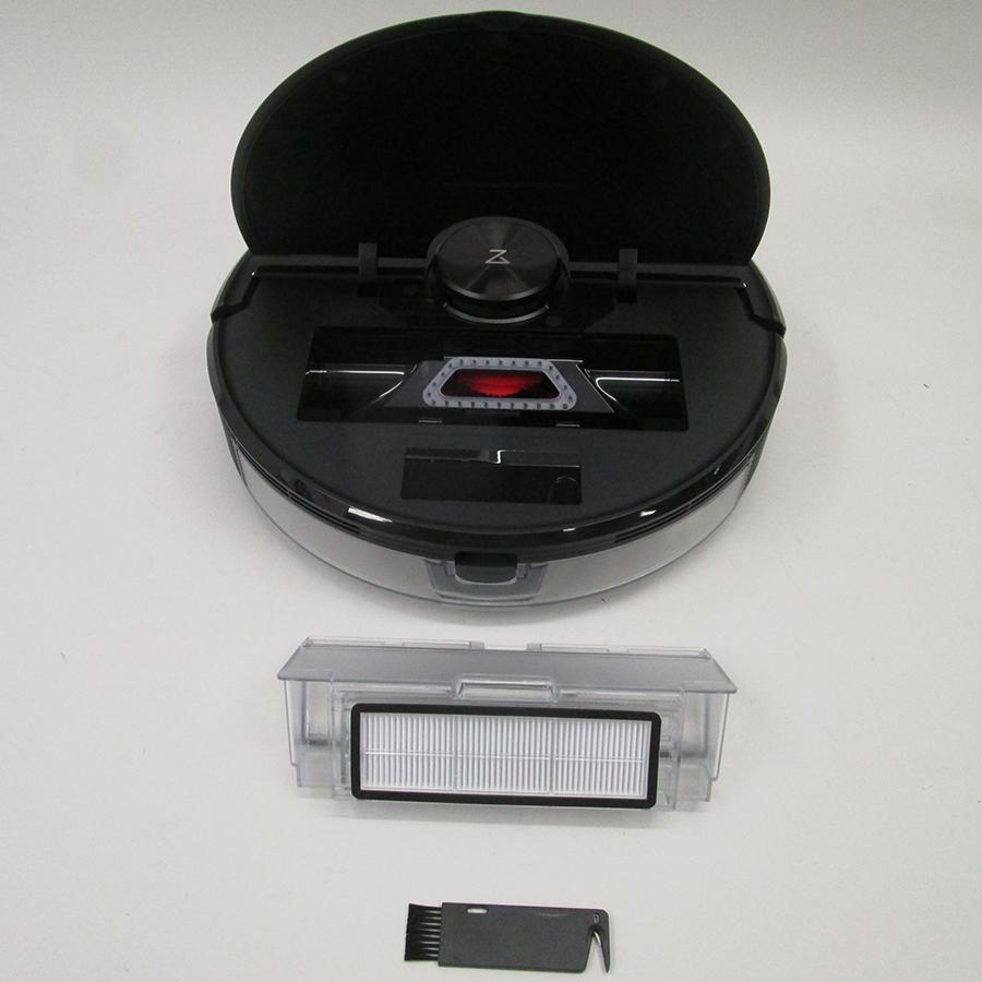 Roborock S6 MaxV - Réservoir à poussière sorti