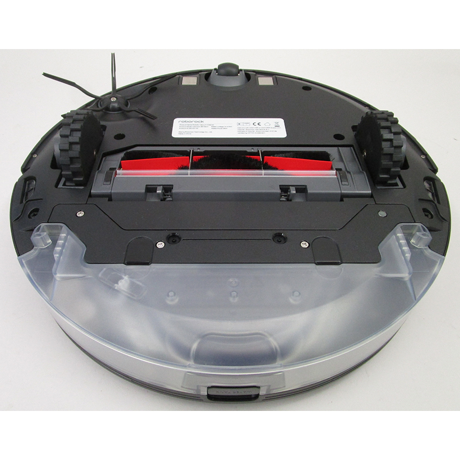 Roborock S6 MaxV - Accès à la brosse principale