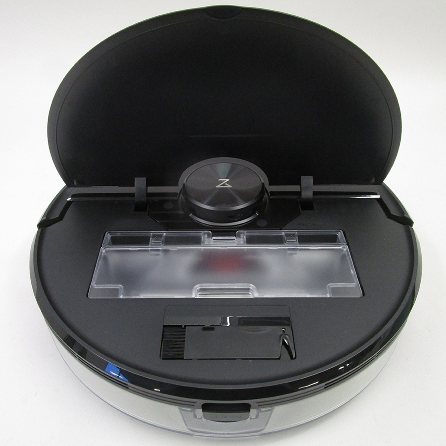 Roborock S6 MaxV - Réservoir à poussière accessible par le haut