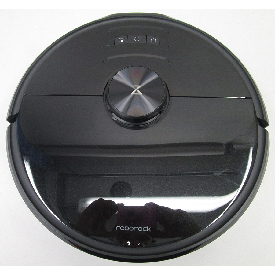 Roborock S6 MaxV - Vue de dessus