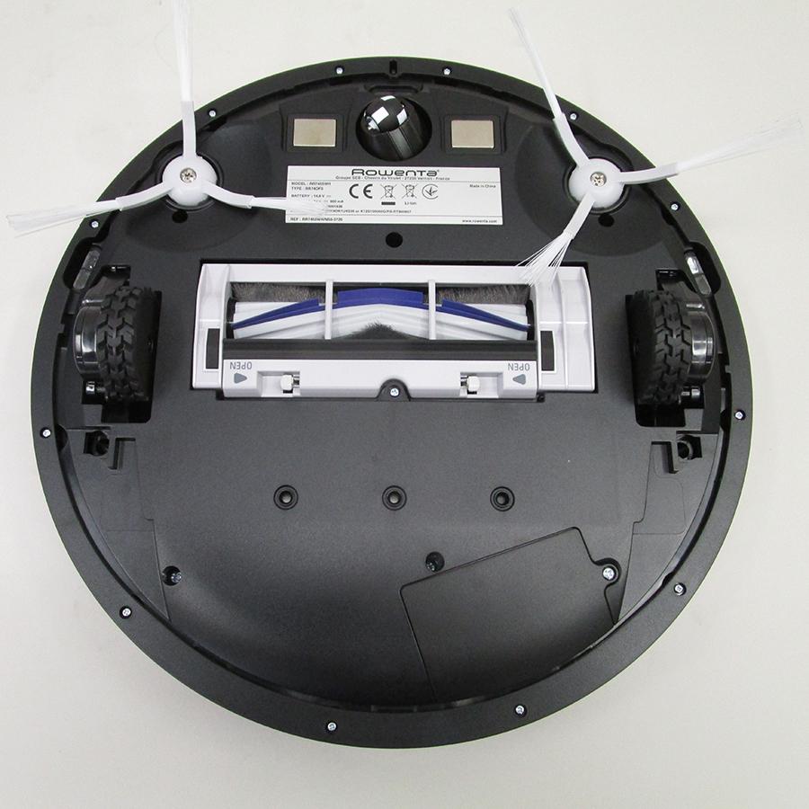 Rowenta RR7455WH Explorer Serie 60 - Vue de dessous