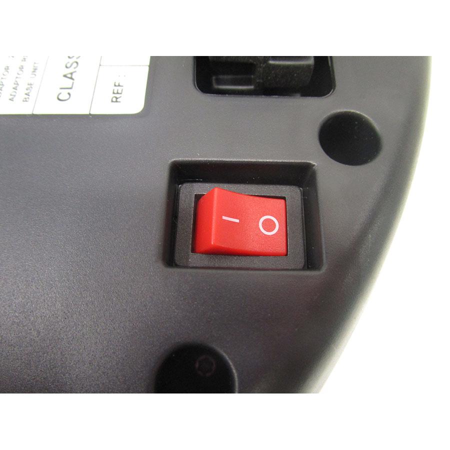 Rowenta Smart Force Cyclonic RR8043WH  - Interrupteur marche/arrêt