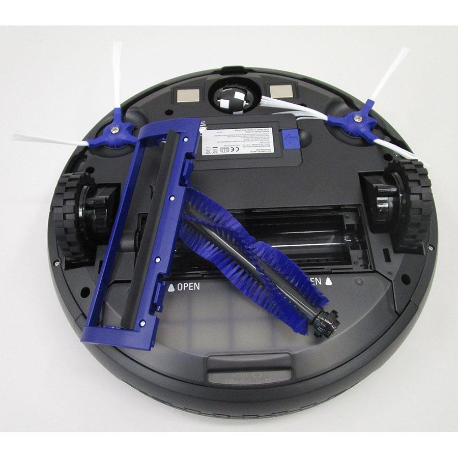 Rowenta Smart Force Essential Aqua RR6976WH  - Brosse principale retirée