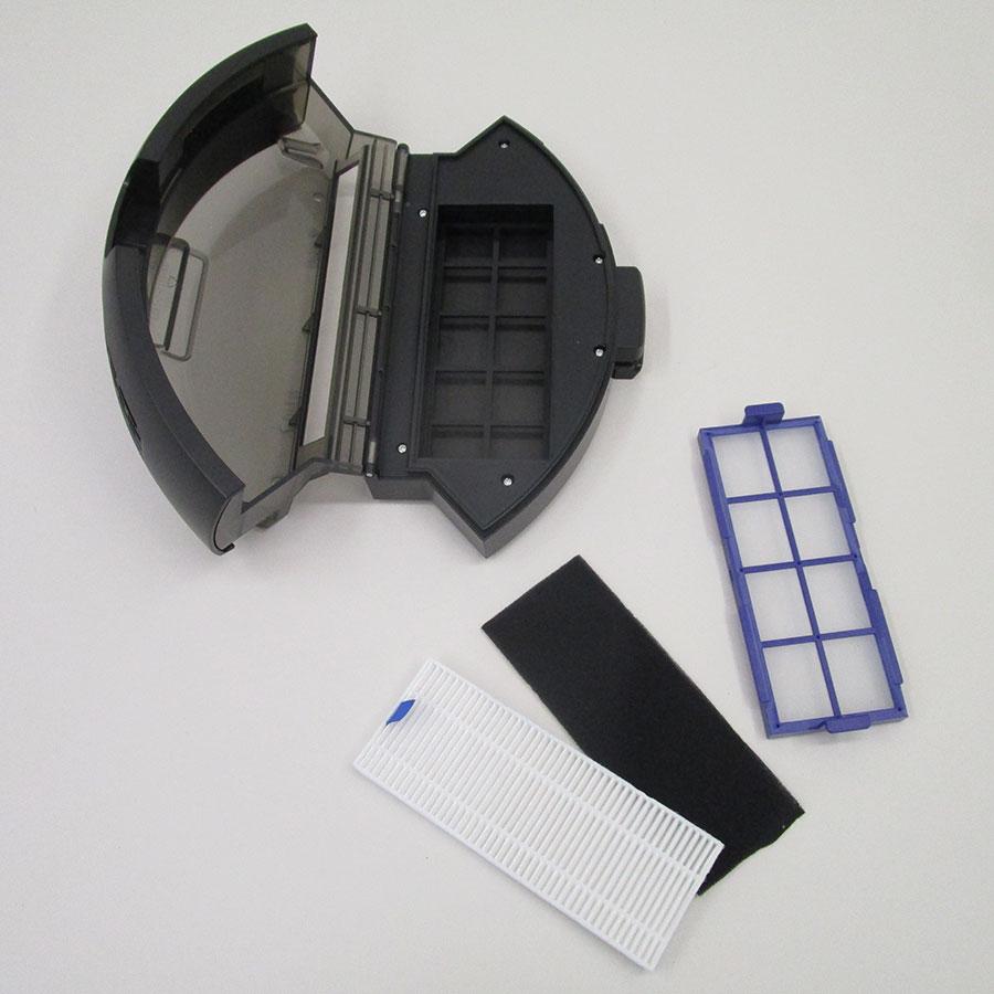 Rowenta Smart Force Essential Aqua RR6976WH  - Bac à poussière et son filtre