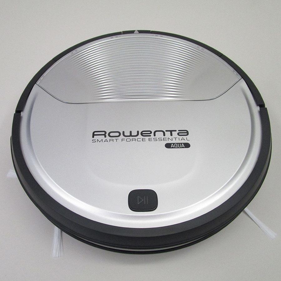 Rowenta Smart Force Essential Aqua RR6976WH  - Vue de dessus