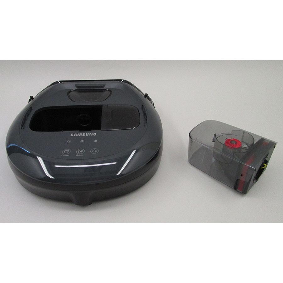 Samsung PowerBot SR1FM7010UG(*8*) - Réservoir à poussière sorti