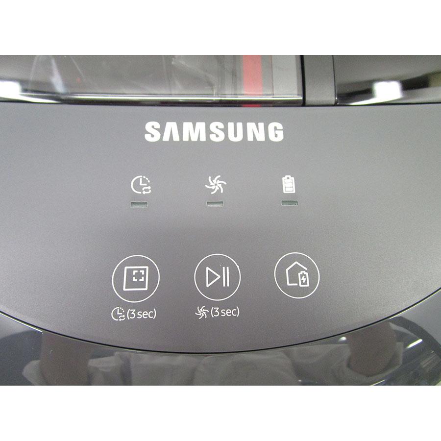 Samsung PowerBot SR1FM7010UG(*8*) - Bandeau de commandes