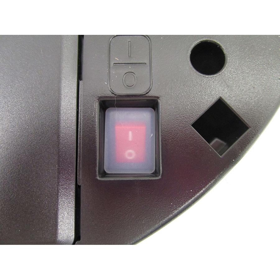 Samsung PowerBot SR1FM7030WB(*10*) - Interrupteur marche/arrêt