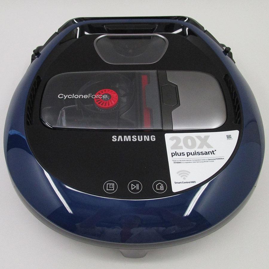 Samsung PowerBot SR1FM7030WB(*10*) - Vue de dessus