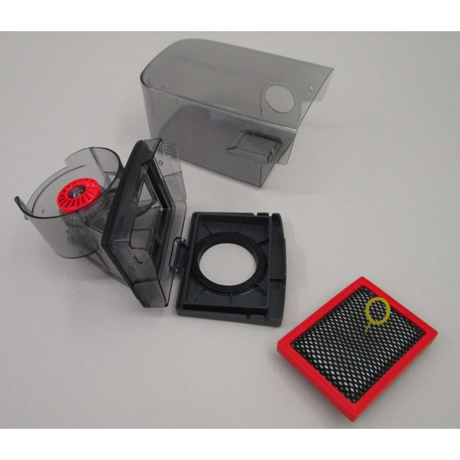 Samsung PowerBot SR1FM7030WB(*10*) - Bac à poussière et son filtre