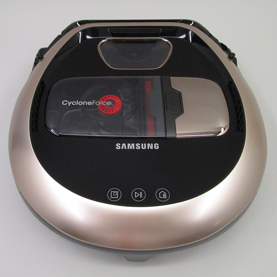 Samsung PowerBot SR2FM7070WD(*9*) - Vue de dessus