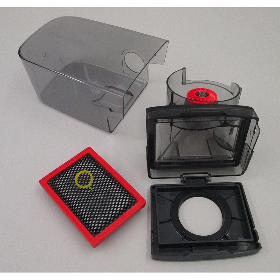 Samsung PowerBot SR2FM7070WD(*9*) - Bac à poussière et son filtre