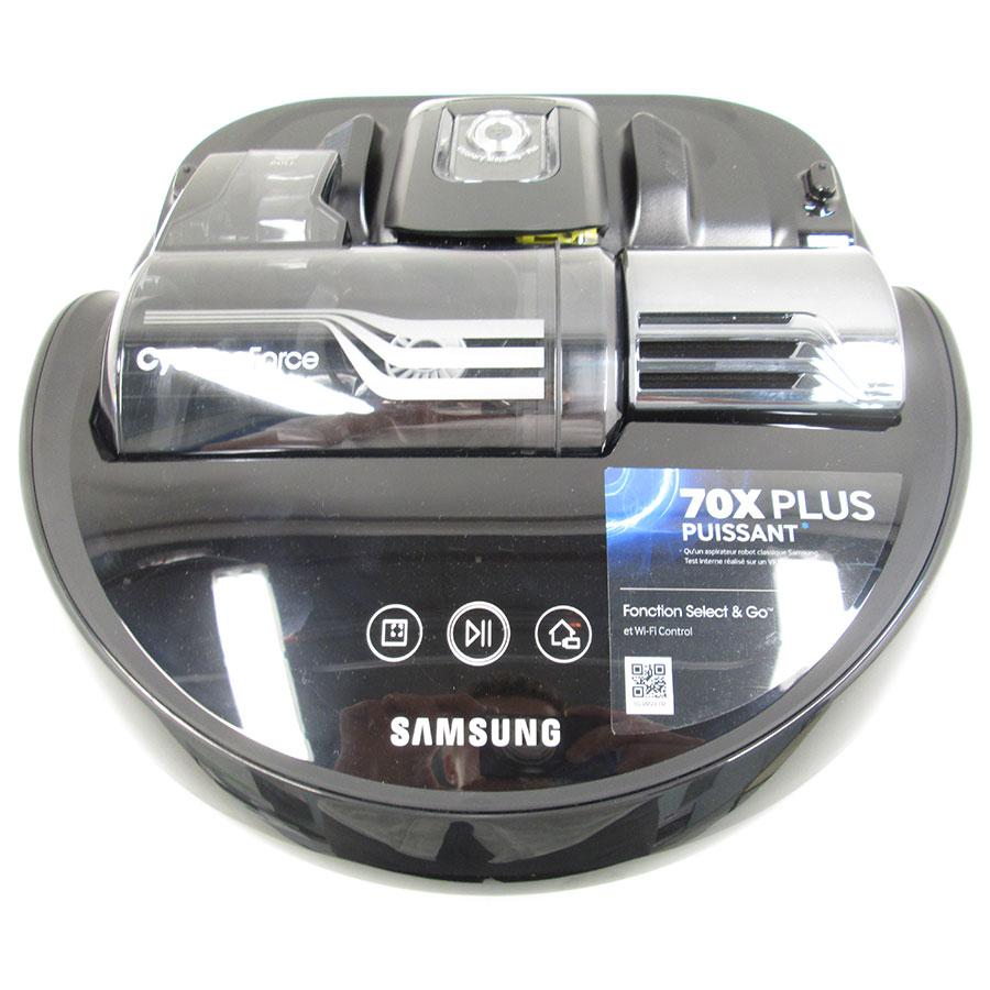 Samsung SR20K9350W Powerbot  - Vue de face